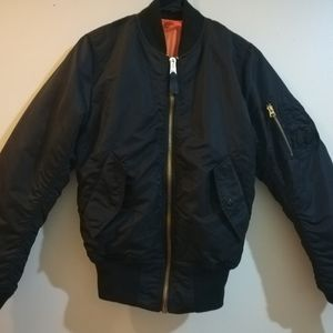 NWOT Alpha Industries Flight Jacket
